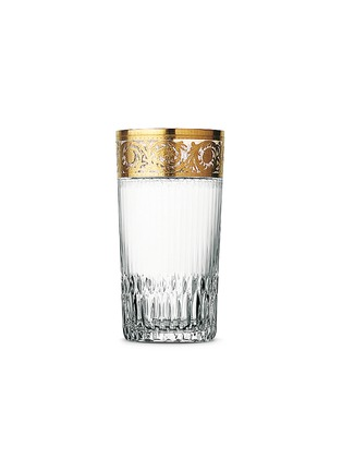 Main View - Click To Enlarge - SAINT-LOUIS CRYSTAL - Thistle highball glass
