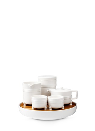 Main View - Click To Enlarge - JIA INC. - x NPM String tea set