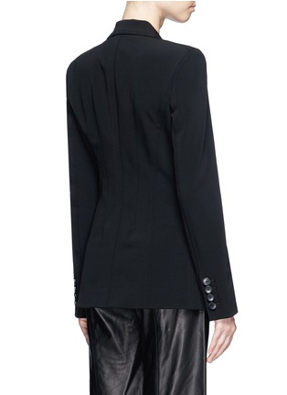 Back View - Click To Enlarge - Dkny - Crepe jacket