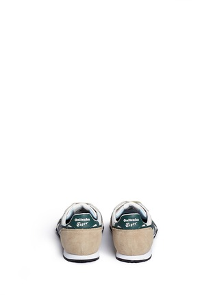 Back View - Click To Enlarge - Onitsuka Tiger - 'Serrano' stripe ripstop sneakers