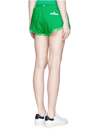 Back View - Click To Enlarge - Adidas By Stella Mccartney - 'Adizero' ClimaLite run shorts