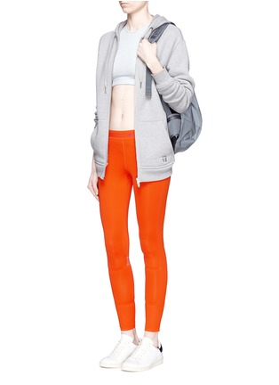 Figure View - Click To Enlarge - Adidas By Stella Mccartney - 'Running Adizero' tights