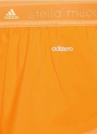 Detail View - Click To Enlarge - ADIDAS BY STELLA MCCARTNEY - Adizero run shorts