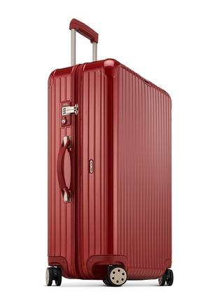 - RIMOWA - Salsa Deluxe Multiwheel® (Oriental Red, 87-litre)