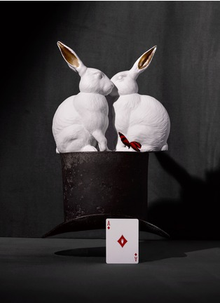 - L'OBJET - Lapin medium sculpture