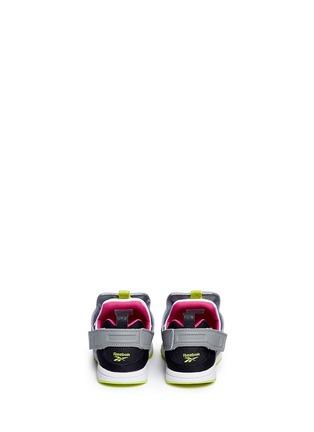 Back View - Click To Enlarge - Reebok - 'Versa Pump Fury SYN' toddler sneakers