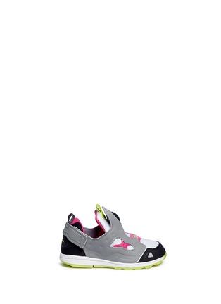Main View - Click To Enlarge - Reebok - 'Versa Pump Fury SYN' toddler sneakers