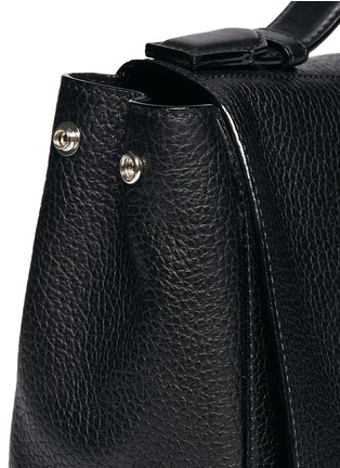Detail View - Click To Enlarge - Proenza Schouler - 'PS Courier' small leather backpack