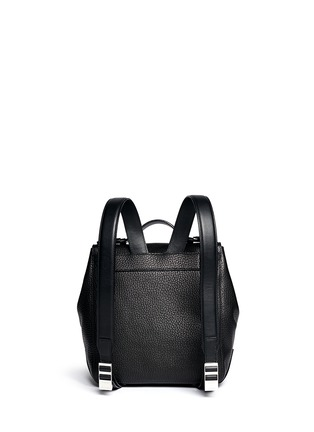 Back View - Click To Enlarge - Proenza Schouler - 'PS Courier' small leather backpack
