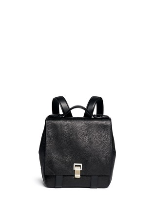 Main View - Click To Enlarge - Proenza Schouler - 'PS Courier' small leather backpack