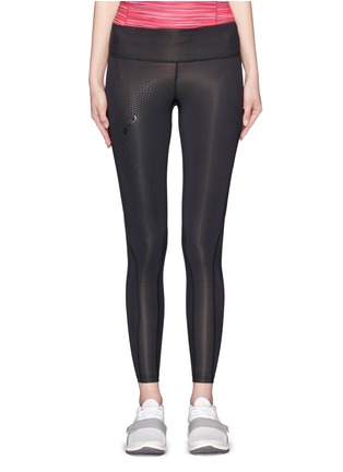 Main View - Click To Enlarge - 2Xu - 'Mid-rise Compression' performance tights