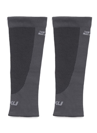 Main View - Click To Enlarge - 2Xu - 'Compression Performance Run' calf sleeves