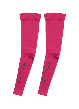 Main View - Click To Enlarge - 2Xu - 'Compression Flex' leg sleeves