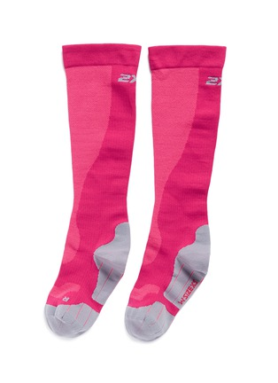 Main View - Click To Enlarge - 2XU - 'Compression Run' socks