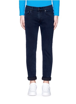 Detail View - Click To Enlarge - ACNE STUDIOS - 'Ace' stretch skinny jeans