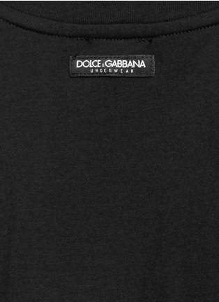 Detail View - Click To Enlarge - Dolce & Gabbana - Tank top 2-pack set