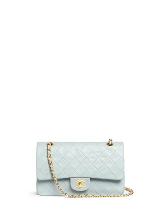 Main View - Click To Enlarge - Vintage Chanel - 2.55 quilted leather bag
