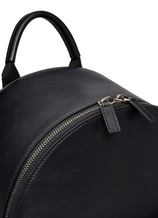 - Anya Hindmarch - 'Wink' perforated leather backpack