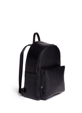 Figure View - Click To Enlarge - Anya Hindmarch - 'Wink' perforated leather backpack