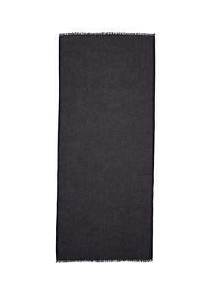Main View - Click To Enlarge - Faliero Sarti - 'Dianetta' cashmere-silk scarf