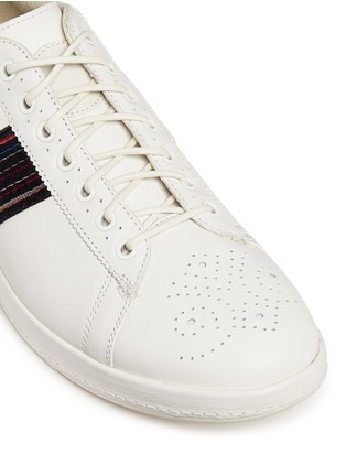 Detail View - Click To Enlarge - Paul Smith - 'Rabbit' brogue leather sneakers