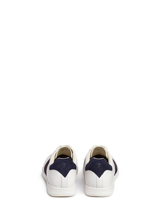 Back View - Click To Enlarge - Paul Smith - 'Rabbit' brogue leather sneakers