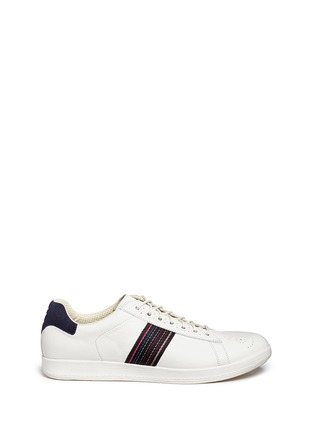 Main View - Click To Enlarge - PAUL SMITH - 'Rabbit' brogue leather sneakers