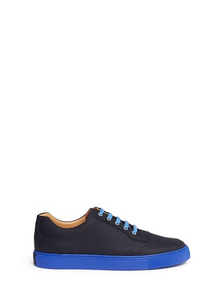 Main View - Click To Enlarge - Harrys Of London - 'Mr Jones 2' contrast sole sneakers