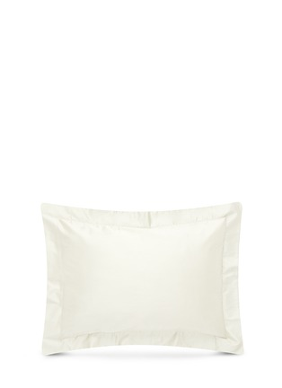Figure View - Click To Enlarge - Frette - Luxury Flora standard sham