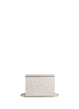 Back View - Click To Enlarge - Jimmy Choo - Candy' glitter acrylic clutch