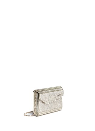 Front View - Click To Enlarge - Jimmy Choo - Candy' glitter acrylic clutch