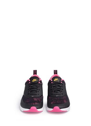 Front View - Click To Enlarge - Nike - 'Air Max Thea EM' knit sneakers