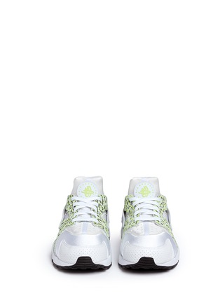 Front View - Click To Enlarge - Nike - 'Air Huarache Premium' sneakers