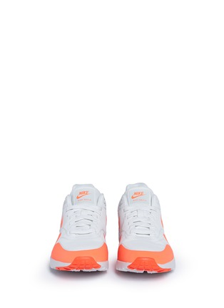 Front View - Click To Enlarge - Nike - 'Air Max 1 Ultra Moire' sneakers