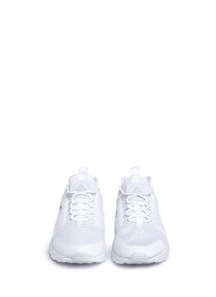 Front View - Click To Enlarge - Nike - 'Air Huarache Run Ultra BR' mesh sneakers