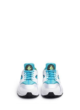 Front View - Click To Enlarge - Nike - 'Air Huarache Run' colourblock neoprene sneakers