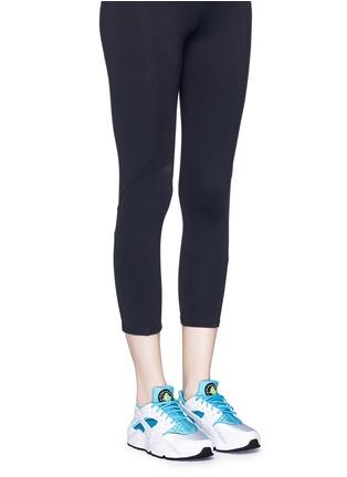 Figure View - Click To Enlarge - Nike - 'Air Huarache Run' colourblock neoprene sneakers