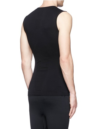 Back View - Click To Enlarge - FALKE - 'Athletic' running tank top