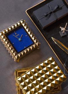L'OBJET Pyramide prism clock