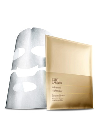 Main View - Click To Enlarge - ESTÉE LAUDER - Advanced Night Repair Concentrated Recovery PowerFoil Masks 4-piece set