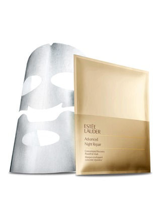 Main View - Click To Enlarge - ESTÉE LAUDER - Advanced Night Repair Concentrated Recovery PowerFoil Masks 8-piece set