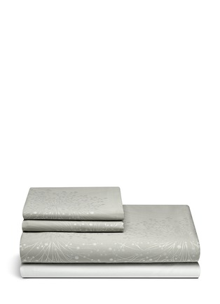 Main View - Click To Enlarge - Frette - Floral Spray king duvet set