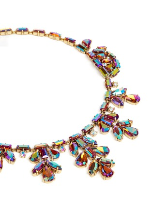 Detail View - Click To Enlarge - J.CREW - Crystal ivy necklace