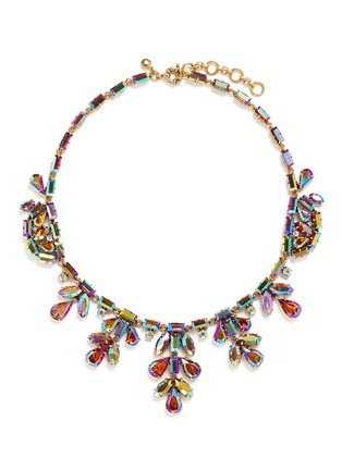 Main View - Click To Enlarge - J.CREW - Crystal ivy necklace