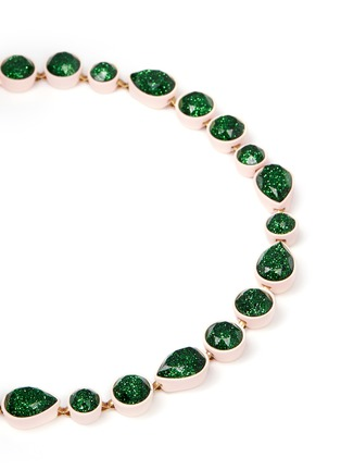 Detail View - Click To Enlarge - J.CREW - Sea glass brulée necklace