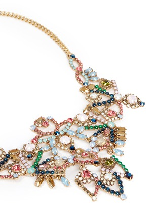 Detail View - Click To Enlarge - J.CREW - Crystal lace necklace