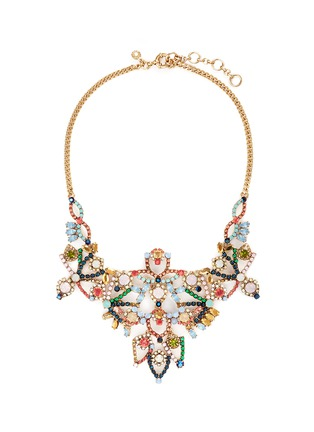 Main View - Click To Enlarge - J.CREW - Crystal lace necklace