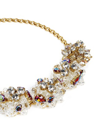 Detail View - Click To Enlarge - J.CREW - Jeweled geometric necklace