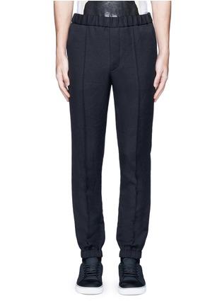 Main View - Click To Enlarge - Marni - Tailored jogging pants