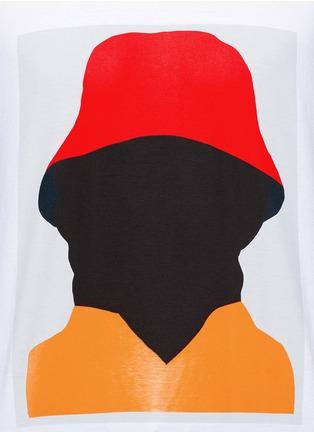 Detail View - Click To Enlarge - Marni - EKTA print cotton T-shirt